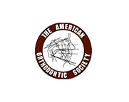 The american orthodontic society Logo